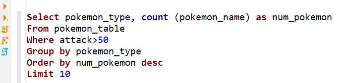 Cấu trúc lệnh SQL căn bản